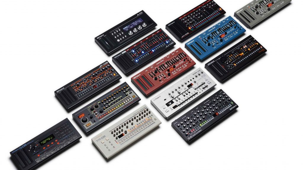Roland Boutique  1024x576 - Roland System-8 - Non chiamatemi Virtual Analog