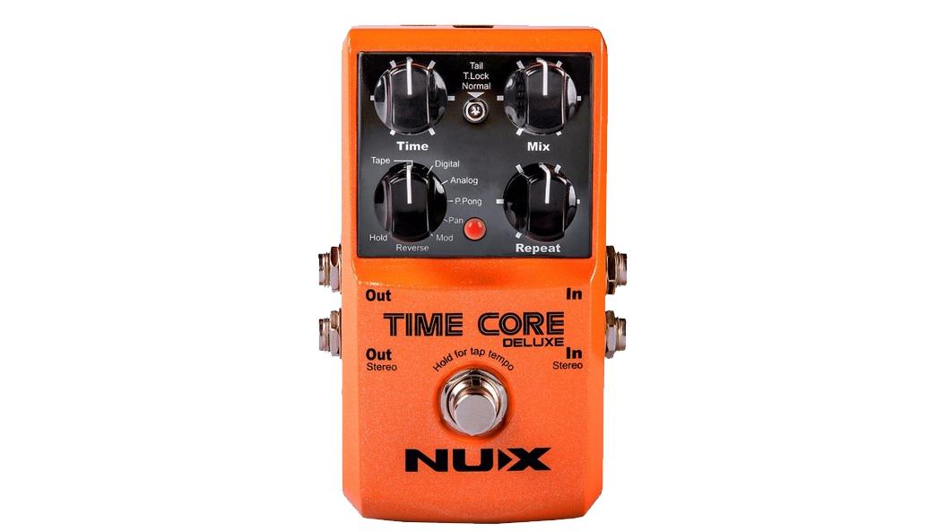 Time Core Deluxe  - L'urlo dei pedali Nux colpisce anche l'occidente