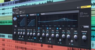 Studio One 3 Fat channel 310x165 - Presonus Studio One 3 - Channel editor creative mapping