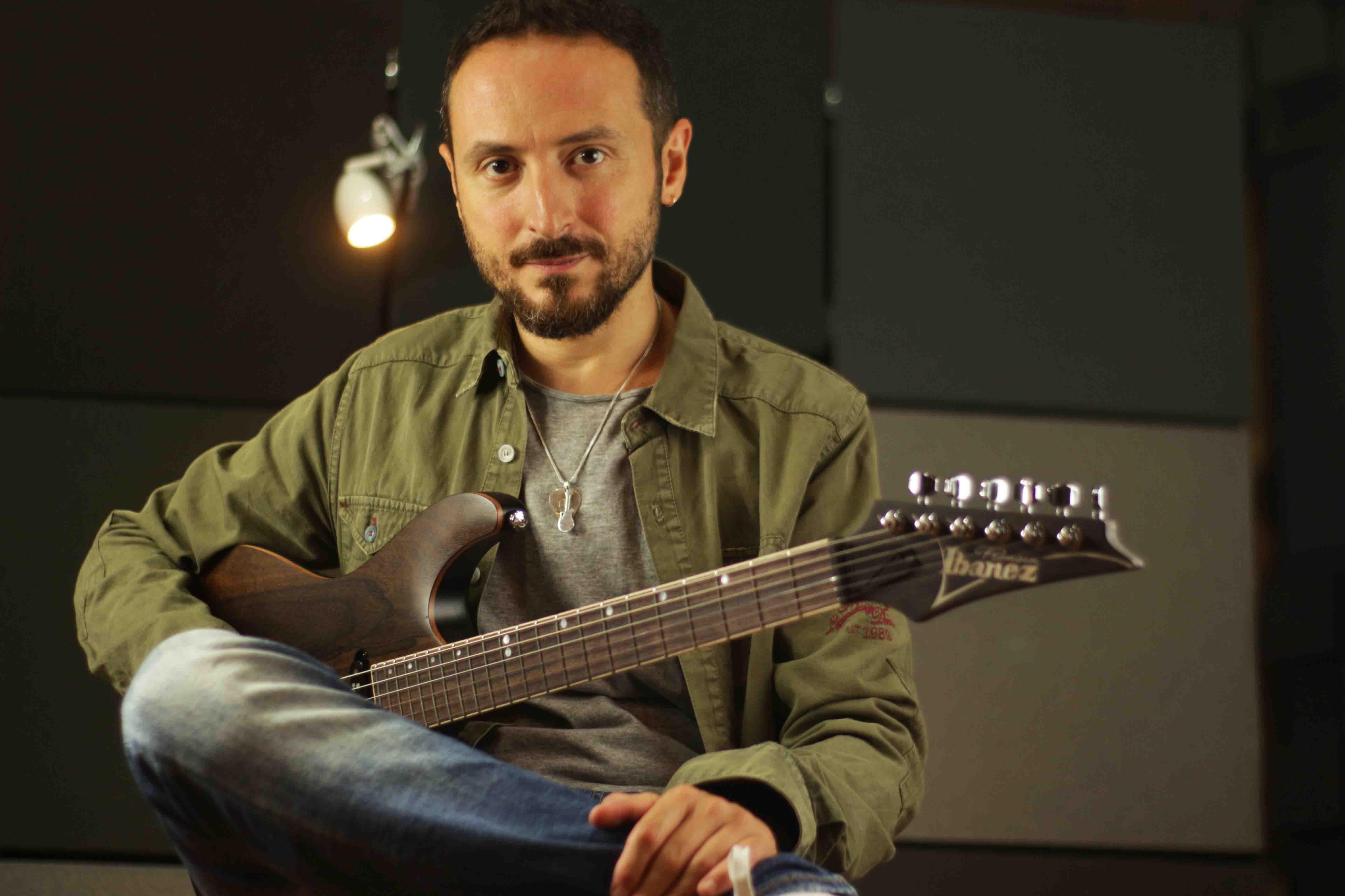 Vince Carpentieri - 361° Guitar Lab. Lo studio per il chitarrista 2.0