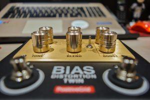 DSC 0991 300x200 - Positive Grid Bias Distorsion Twin - Un all-in-one per le distorsioni