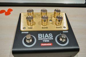 DSC 0997 300x200 - Positive Grid Bias Distorsion Twin - Un all-in-one per le distorsioni