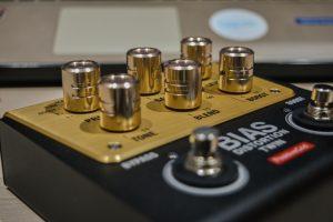 DSC 1012 300x200 - Positive Grid Bias Distorsion Twin - Un all-in-one per le distorsioni