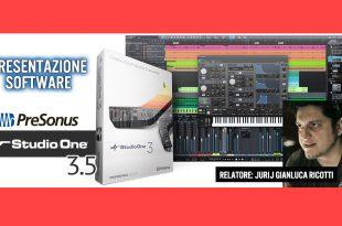 Workshop Presonus Studio One 3 AgeofAudio 310x205 - Workshop Presonus Studio One 3.5