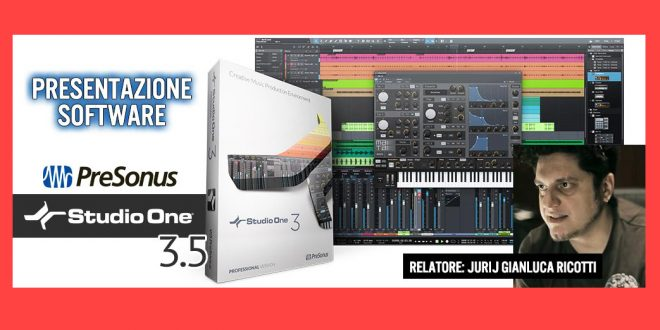 Workshop Presonus Studio One 3 AgeofAudio 660x330 - Workshop Presonus Studio One 3.5