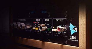 API 2500 310x165 - API 2500 Bus compressor per UAD