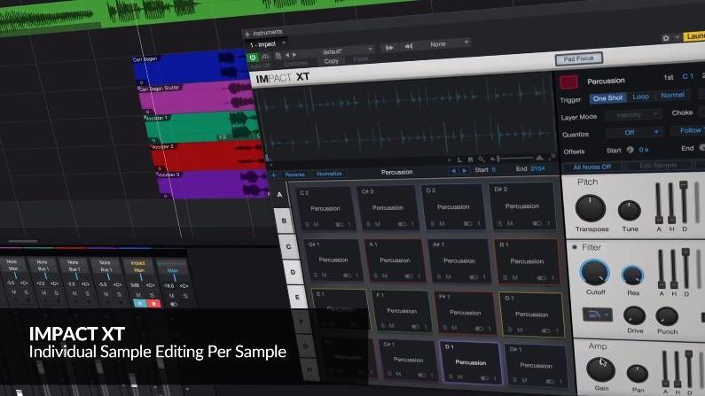 Impact XT - Presonus annuncia a sorpresa  Studio One 4