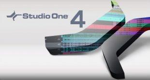 Studio One 4 Logo 310x165 - Presonus annuncia a sorpresa  Studio One 4