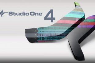 Studio One 4 Logo 310x205 - Presonus annuncia a sorpresa  Studio One 4