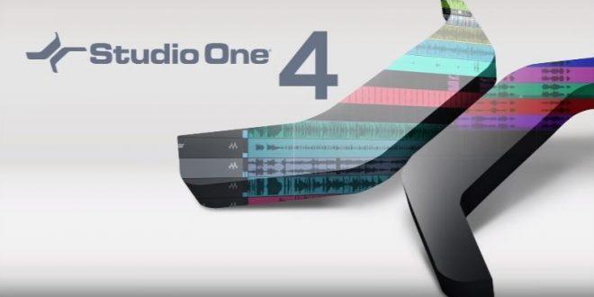 Presonus annuncia a sorpresa  Studio One 4