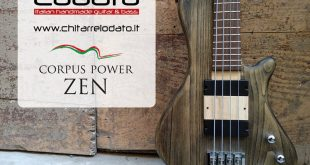 Made in Italy – Lodato Guitar Zen 4
