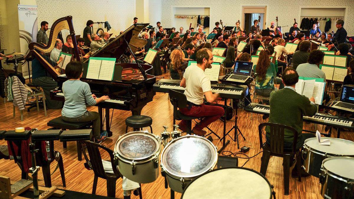 Cavalli Musica Prove musica dinsieme - Formazione musicale? Siamo a… Cavalli!