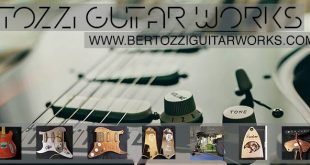 "Made in Italy: Bertozzi Guitar Works V56 – un ""back to the past"" agli anni '50"