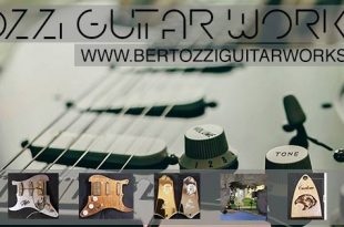 "21742892 270985266639804 8087233410928377409 n 310x205 - Made in Italy: Bertozzi Guitar Works V56 - un ""back to the past"" agli anni '50"
