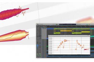 ARA Melodyne 4.2 e Logic 310x205 - Logic Pro X & Melodyne