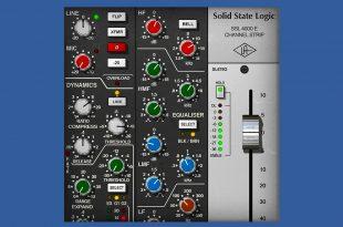 SSL 4000 E Channel Strip Collection 1 310x205 - SSL  4000 E channel strip UNISON per sistemi UAD
