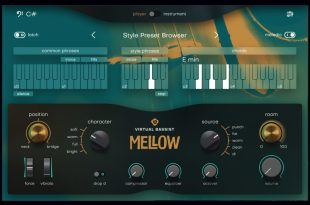 UJAM Mellow 310x205 - UJAM Virtual Bassist Preview