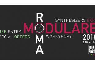 Banner RomaModulare 2018 310x205 - Roma Modulare 2018  - Synthesizer & WorkShops