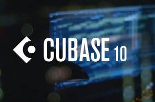 Cubase 10 310x205 - Steinberg Cubase 10 NEWS