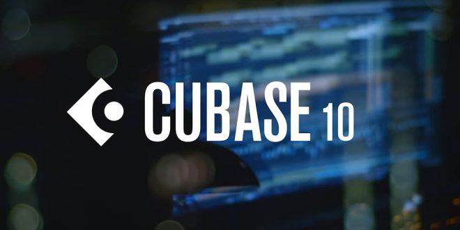 Steinberg Cubase 10 NEWS
