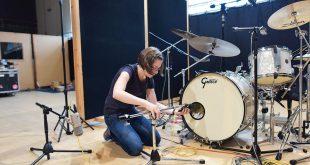 PREPARAZIONE DELLE REGISTRAZIONI DI UN KIT GRETSCH  310x165 - Toontrack Superior  Drummer 3