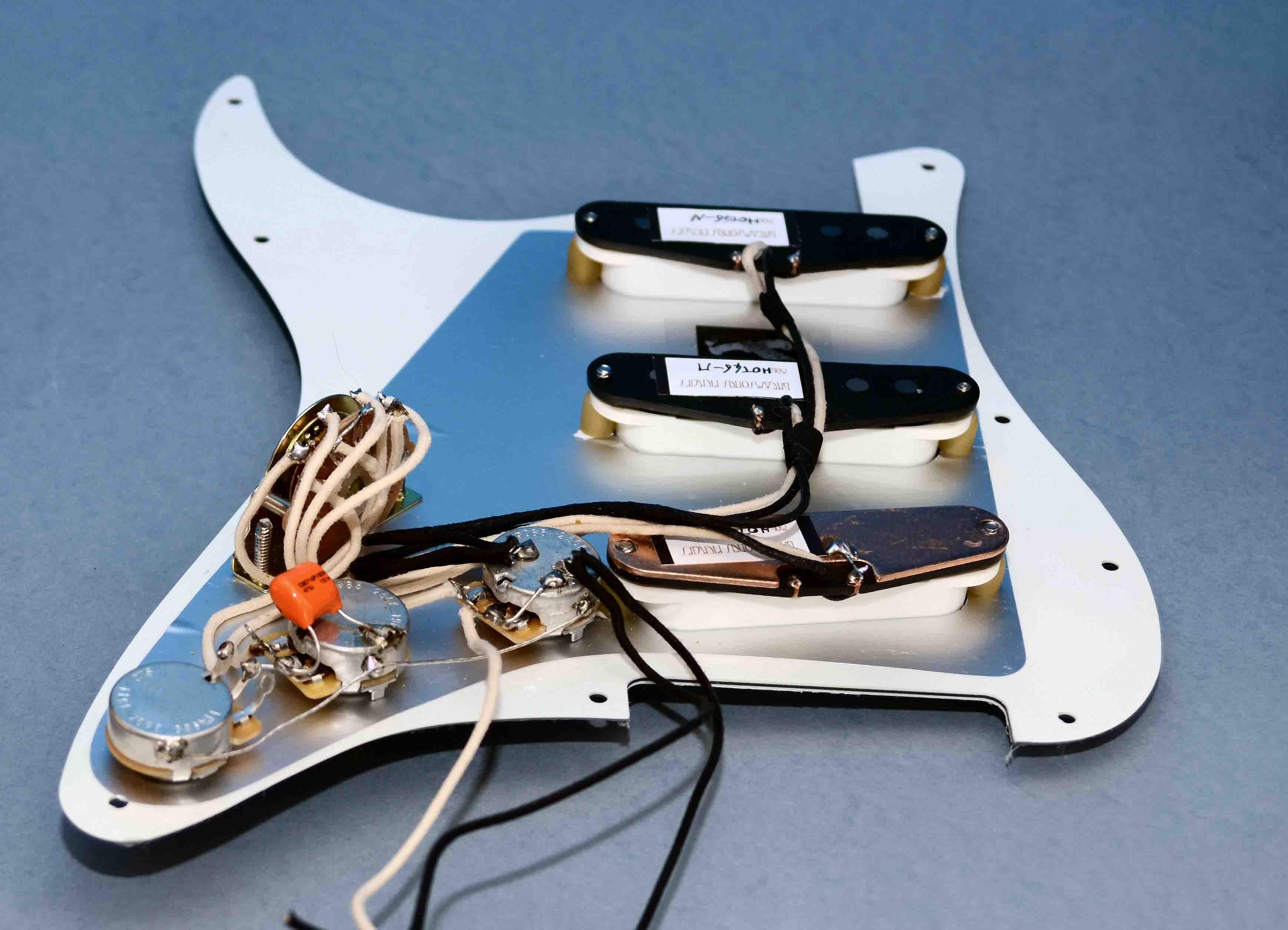 nuovo aspetto negozio di sconto prezzo più basso con Dreamsongs Pickups - Pickups Made in Italy - Age of Audio